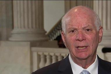 Sen. Cardin: Dems & GOP 'Need To Work...