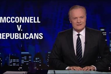 Republicans revolt against Mitch McConnell
