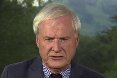 Matthews: Trump admitted that Russians...