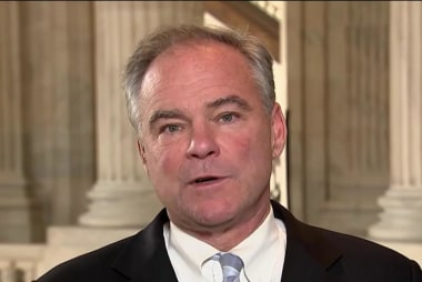 Kaine: GOP should work with Dems on health...