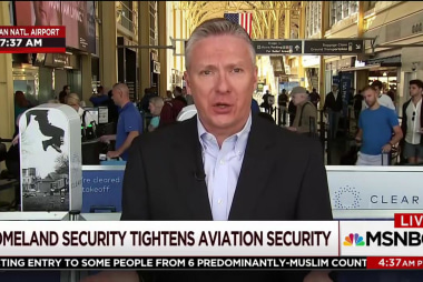 Homeland Security tightens aviation security