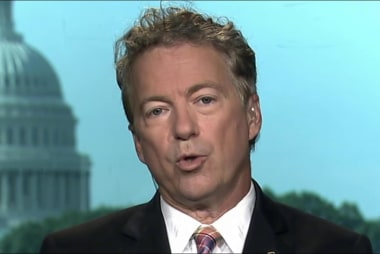 Rand Paul: Split the bill into two pieces