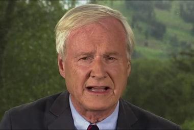 Matthews: How do we trust Trump when he...