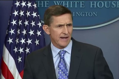 Report links GOP operative to Flynn,...