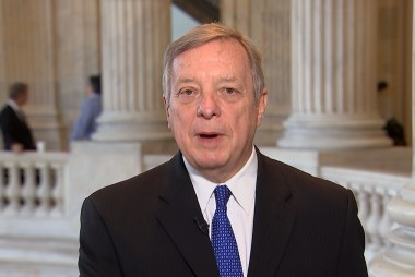 Put the Republican plan on the table: Durbin