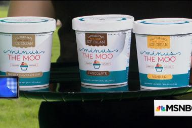 Minus the Moo – Lactose-free ice cream