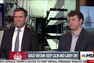Great Britain: Keep Calm and Carry on?
