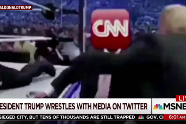 Trump maintains media attacks over the...