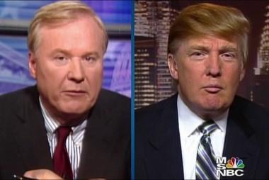 20 years of Trump: Trump on the Iraq War