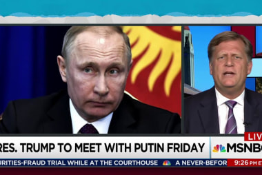 How Putin will try to manipulate Trump