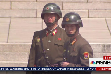 N. Korea does what Trump said it never would