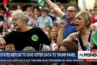 Republicans skip public events facing...