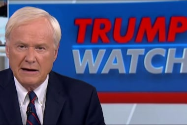 Matthews: If Trump did anything wrong,...