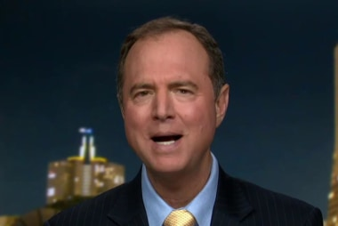 Rep. Adam Schiff: Trump puts himself...