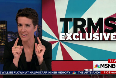 Maddow to news orgs: Heads up for hoaxes!