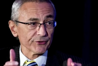 Podesta: The President is unhinged