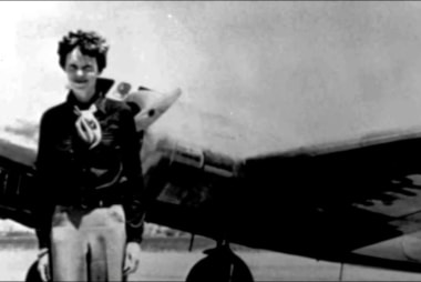 Amelia Earhart's new chapter in the...