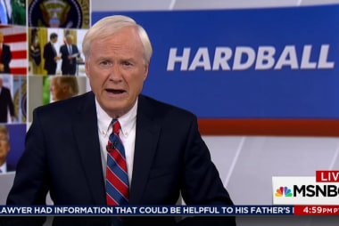 Matthews: Why doesn't Trump demand his...