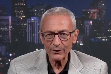Podesta: 'Starting to smell more & more...