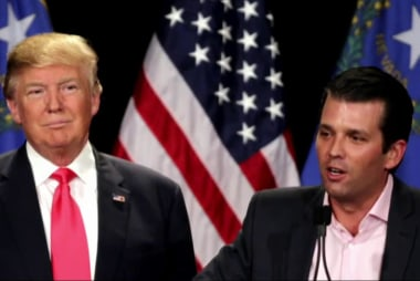 NYT: Email to Trump Jr. shows Russian gov...