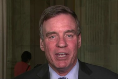 Warner: 'Strains credibility' that Trump...