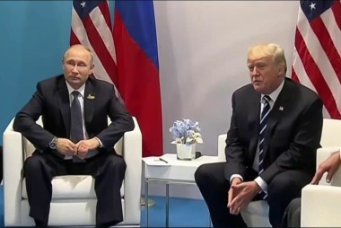 Was Trump compromised going into meeting...