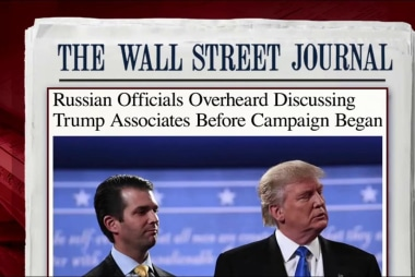 WSJ reporting raises new Russia questions