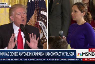 Trump previously denied campaign had any...