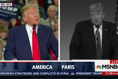 Trump on foreign nations: at home vs. abroad