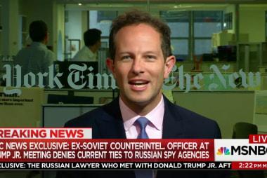 NYT's Ken Vogel confirms translator was...