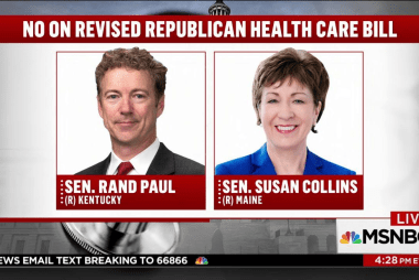 Revised GOP health care bill already in...