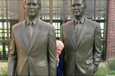 ICYMI: Between two Bushes