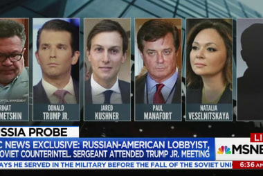 "Fmr. prosecutor: ""Of course"" Don Jr. in..."