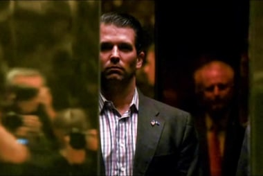 Does Don Jr.-Russian meeting cross the line?