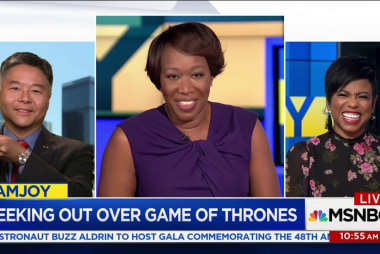 Game of Thrones season 7 geek out with Joy...