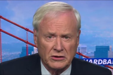 Matthews: What were Kushner and Trump Jr...