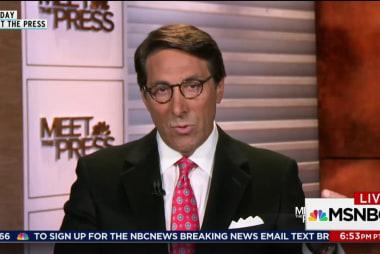 Trump lawyer/spokesman underperforming on TV