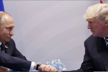 AP: Trump aides worried about Putin bromance