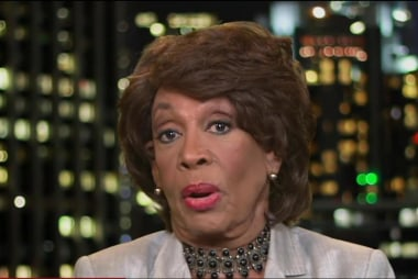 Maxine Waters: I'm shocked Sessions hasn't...