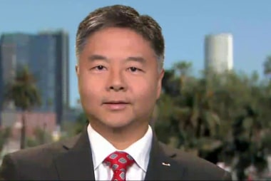 "Rep. Lieu: ""Kushner lied,"" should be..."