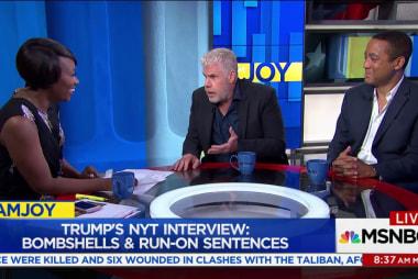 Ron Perlman talks Trump speech patterns