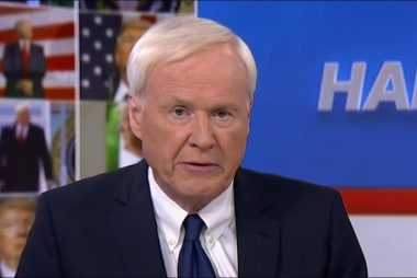 Matthews: Trump will do anything to defend...