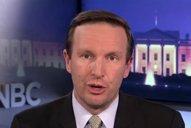 Sen. Murphy: GOP secrecy on health care...