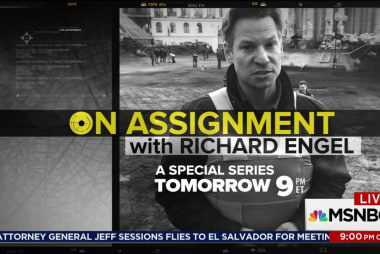 Richard Engel reports from Moscow Friday @9pm