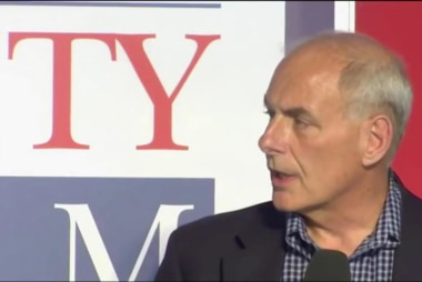 Challenges Await John Kelly as Chief of Staff