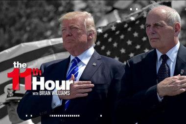 Can Gen. John Kelly bring order to Trump's...