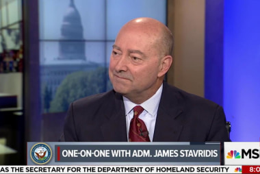One-on-one with James Stavridis