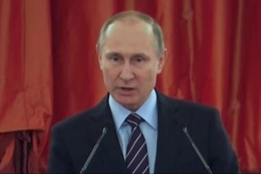 Putin Ordering 755 American Diplomats Out...