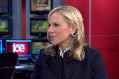 Tory Burch on the 'Embrace Ambition' campaign