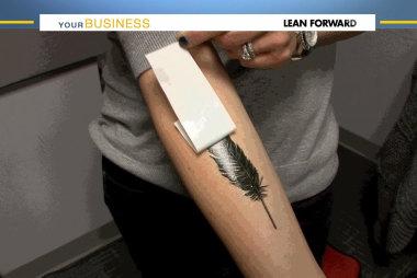 How Tattly made temporary tattoos trendy...